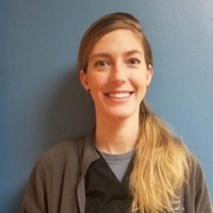 Kristen<Br>Kennel Tech/Assistant in Training  photo